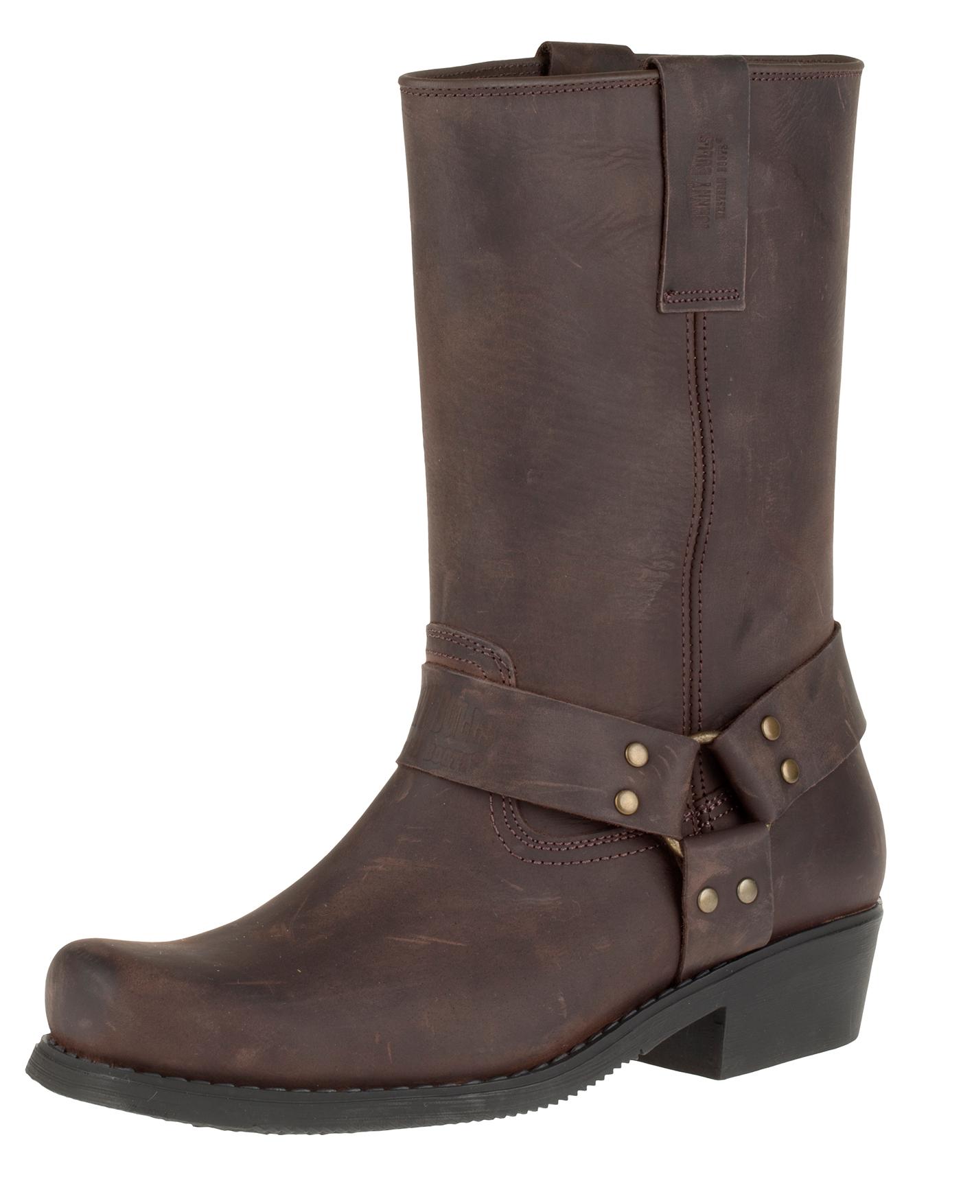 896d6cf4f9b Westernové boty JOHNNY BULLS - K 081